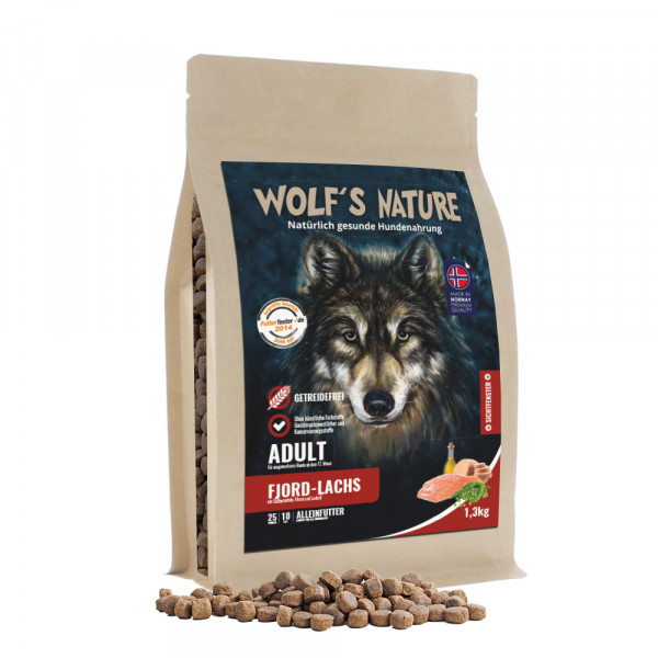 Wolf´s Nature ® Fjord-Lachs