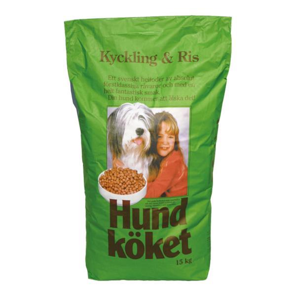 Hundköket Geflügel & Reis
